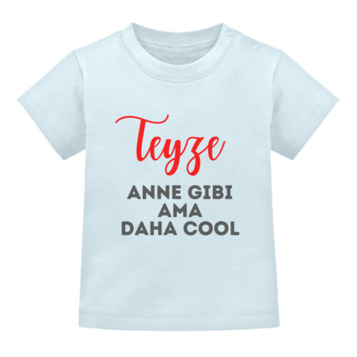Teyze / Tante - Baby T-Shirt-5930