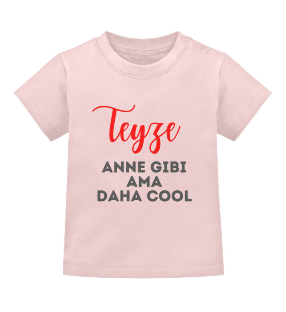 Teyze / Tante - Baby T-Shirt-5949